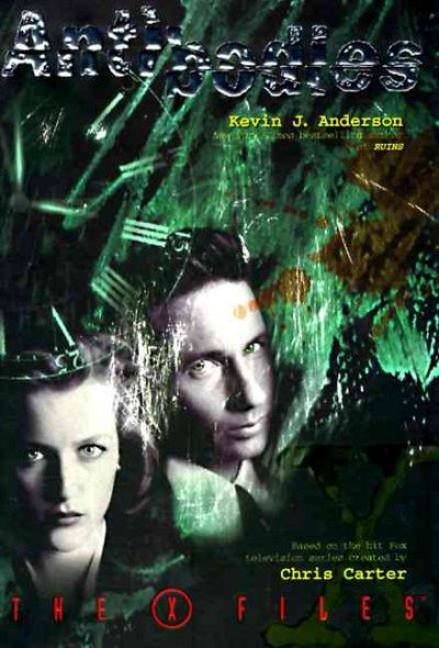 Antibodies (The X-files) cover