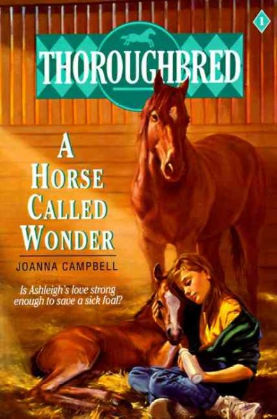 A Horse Called Wonder cover
