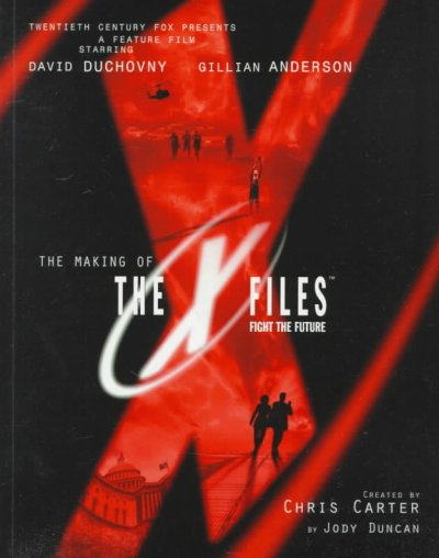 The Making of The X-Files Film cover