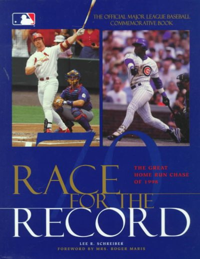 Race for the Record cover