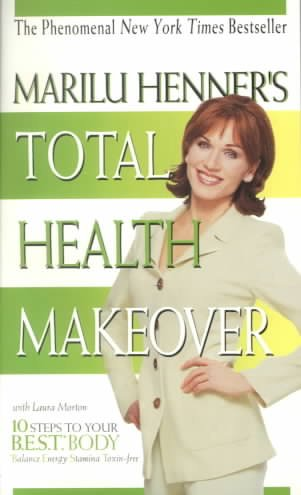 Marilu Henner's Total Health Makeover cover