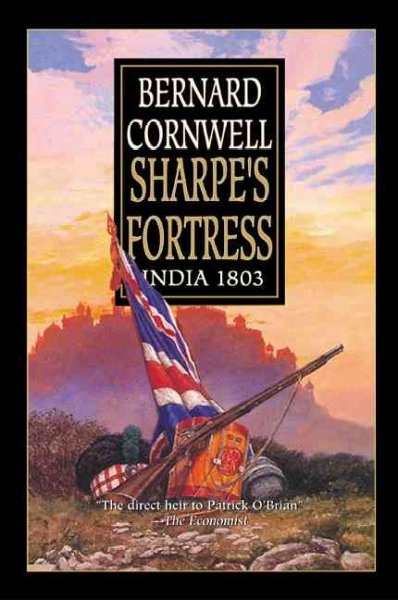 Sharpe's Fortress: Richard Sharpe & the Siege of Gawilghur, December 1803 (Richard Sharpe's Adventure Series #3) cover