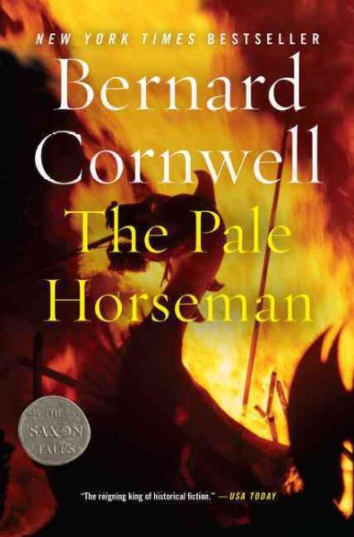 The Pale Horseman (The Saxon Chronicles Series #2) cover