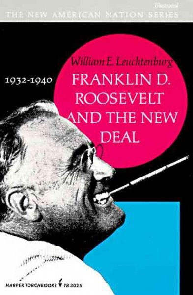 Franklin D Roosevelt And The New Deal cover