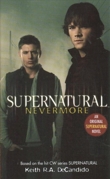 Supernatural: Nevermore (Supernatural Series) cover