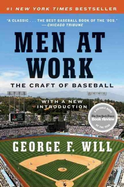 Men at Work: The Craft of Baseball cover