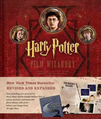 Harry Potter Film Wizardry (Revised and Expanded) cover