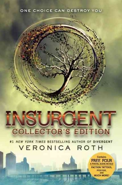 Insurgent Collector's Edition (Divergent Series) cover
