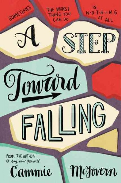 A Step Toward Falling cover
