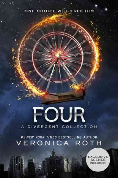 Four: A Divergent Collection cover