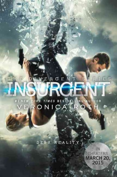 Insurgent Movie Tie-in Edition (Divergent Series) cover