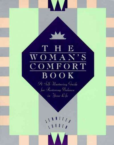 Woman's Comfort Book, The cover