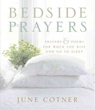Bedside Prayers cover