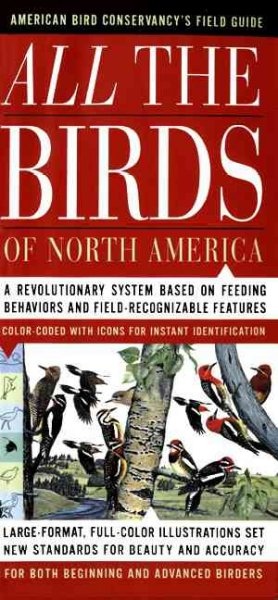 All the Birds of North America : American Bird Conservancy's Field Guide cover
