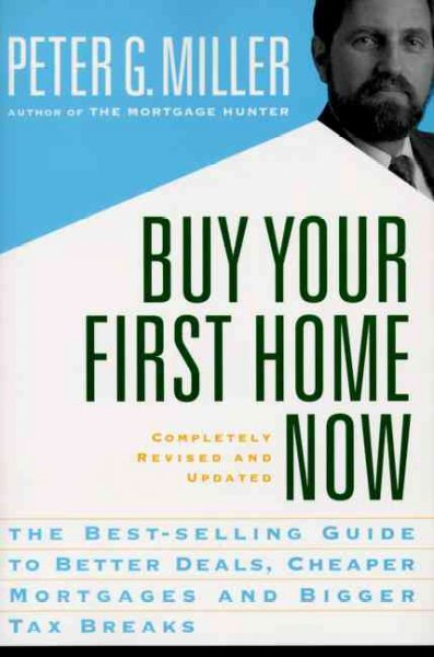 Buy Your First Home Now cover