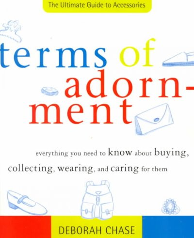 Terms of Adornment: The Ultimate Guide to Accessories cover