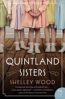 The Quintland Sisters: A Novel cover