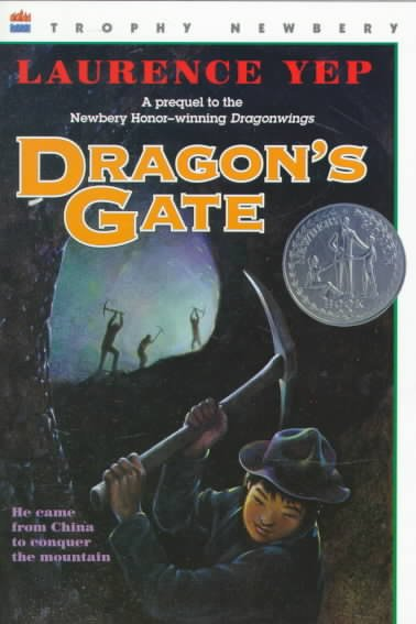 Dragon's Gate (Golden Mountain Chronicles, 1867) cover