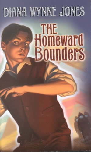 The Homeward Bounders cover