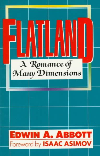 Flatland A Romance of Many Dimensions cover