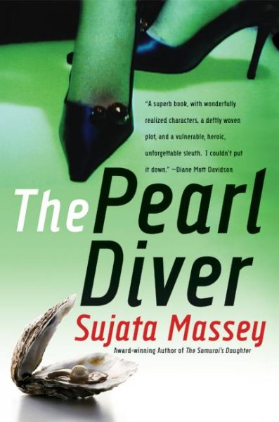 The Pearl Diver (Massey, Sujata) cover