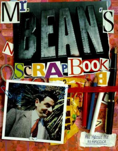 Mr. Beans Scrapbook: All About Me in America, 1st Edition cover