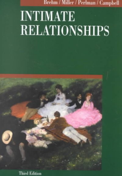 Intimate Relationships cover