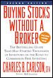 Buying Stocks Without a Broker cover