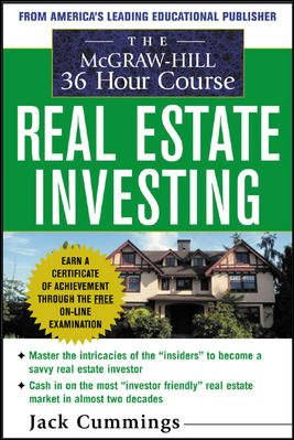 The McGraw-Hill 36-Hour Real Estate Investment Course cover