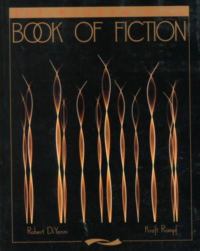 The Mcgraw-Book of Fiction cover
