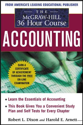 The McGraw-Hill 36-Hour: Accounting Course, 3rd Edition cover