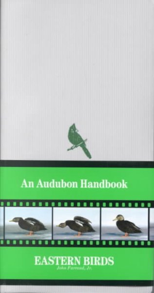 Audubon Handbook: Eastern Birds cover