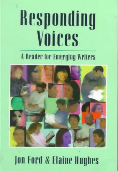 Responding Voices: A Reader for Emerging Writers cover
