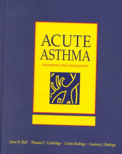 Acute Asthma: Assessment & Management cover