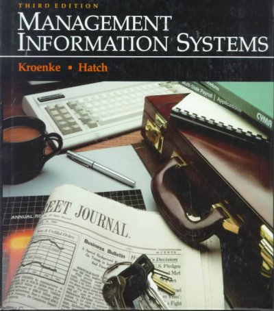 Management Information Systems cover