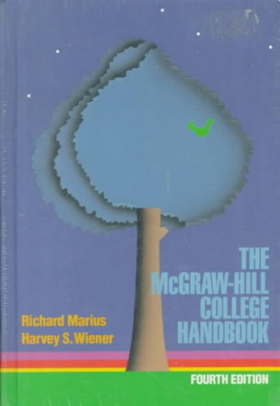 The McGraw-Hill College Handbook cover