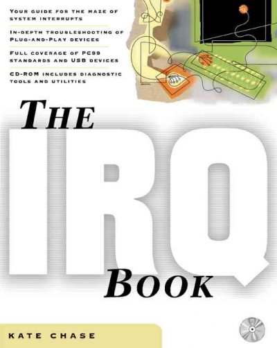 The Irq Book cover
