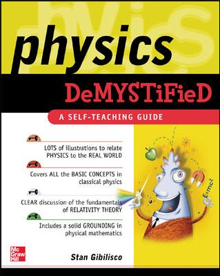 Physics Demystified : A Self-Teaching Guide (Demystified) cover