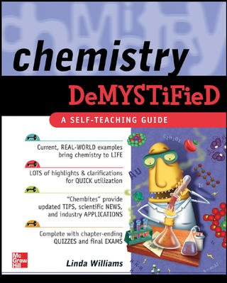 Chemistry Demystified (TAB Demystified) cover