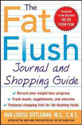 The Fat Flush Journal and Shopping Guide (Gittleman) cover