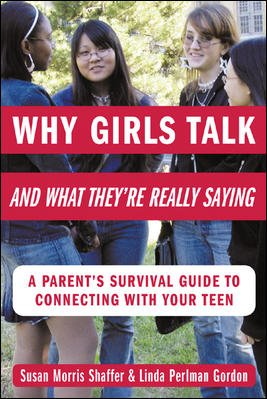 Why Girls Talk--and What They're Really Saying cover