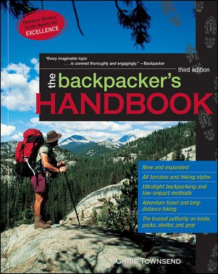 THE BACKPACKER'S HANDBOOK cover