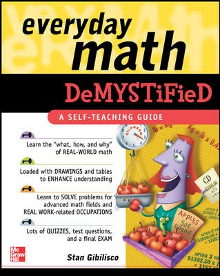 Everyday Math Demystified cover