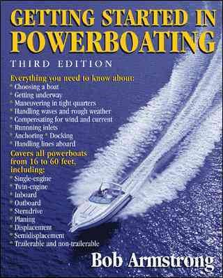 Getting Started in Powerboating cover