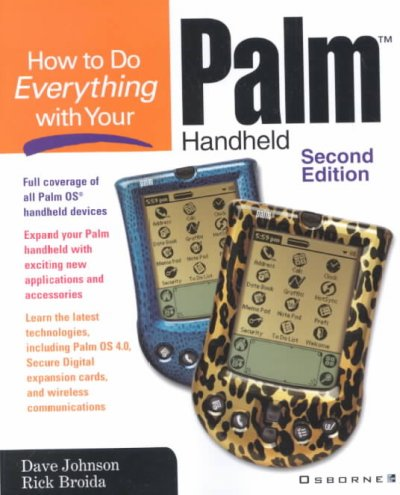 How to Do Everything with Your Palm Handheld