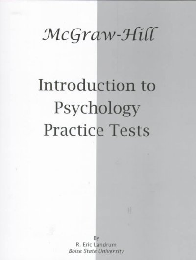 McGraw-Hill Introduction to Psychology Practice Tests