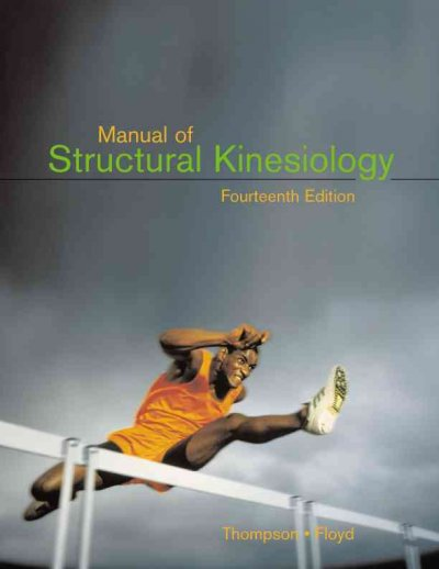 Manual of Structural Kinesiology cover