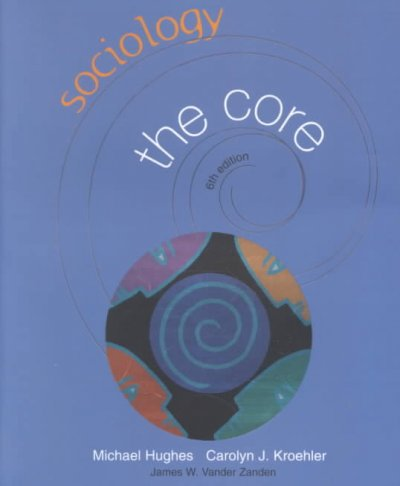 Sociology: The Core cover