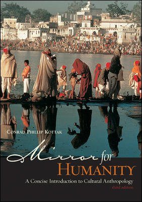 Mirror for Humanity: A Concise Introduction to Cultural Anthropology, with Free PowerWeb cover