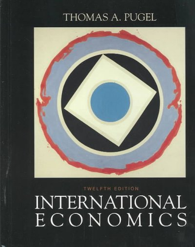 International Economics cover